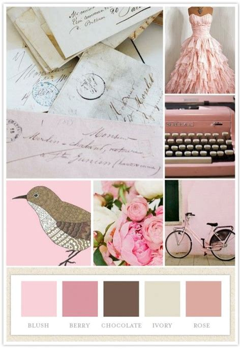 shabby chic colour schemes color schemes vintage style and colors on pinterest