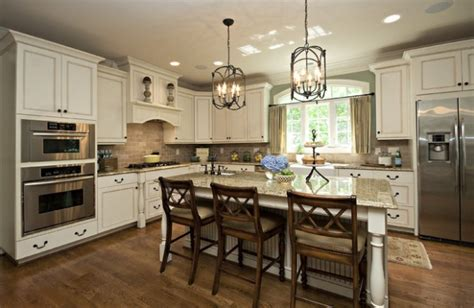great kitchen design ideas  traditional style style