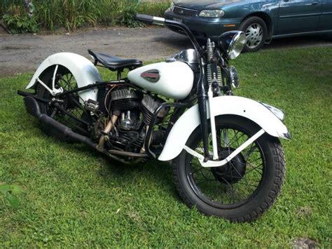 Harley Davidson Wla For Sale by 1942 Harley Davidson Wla For Sale On 2040 Motos