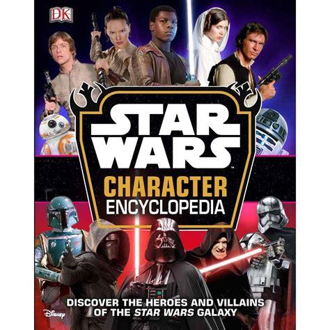 star wars character encyclopedia big