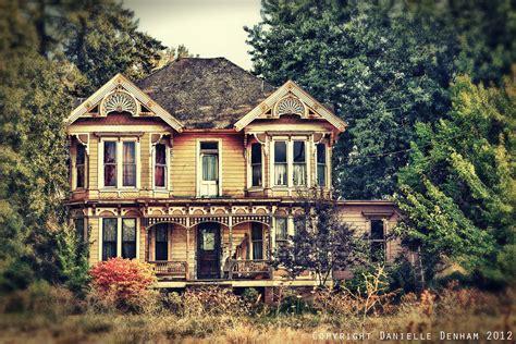 Victorian House Photo Oregon Fairy Talefine Art Hdr