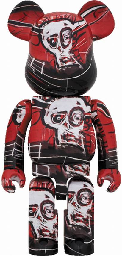 Basquiat Jean Michel Sideshow Collectible Rbrick Toy