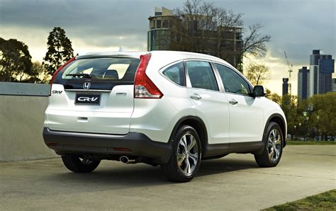 Honda Crv Picture by Honda Cr V Review And Photos