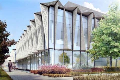 mcmullen joins kier  arm office facade