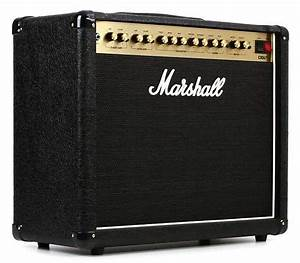 Marshall Dsl40cr 40w Combo With Reverb And Fx Loop