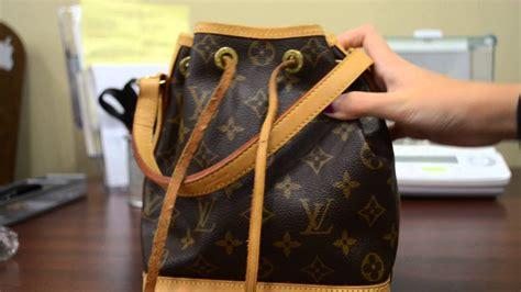louis vuitton monogram mini noe handbag youtube