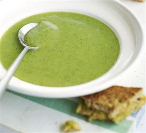 broccoli soup  cheese toasties recipe bbc good food