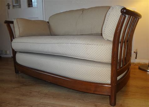settee furniture antiques atlas ercol renaissance 2 seater sofa