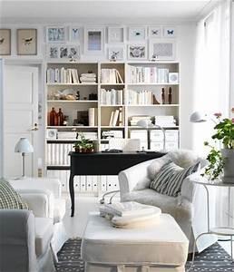 Bibliothèque Ikea Blanche : d co bibliotheque billy ~ Preciouscoupons.com Idées de Décoration