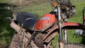 1980 Honda Xl250s Engine Noise
