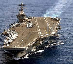 TOP TEN LARGEST AIRCRAFT CARRIERS IN THE WORLD - ASVETH
