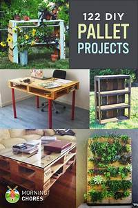 122 Awesome DIY Pallet Projects and Ideas (Furniture and