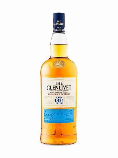 Glenlivet Reserve Scotch Whisky Founder Lcbo
