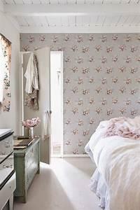 Vintage Tapeten Ideen Die Ihrem Raum Einzigartigkeit