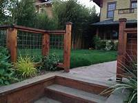 front yard fence ideas Peace In The Yard 7 Ways To Dog Proof Your Fence Notes From A Farm ~ Clipgoo