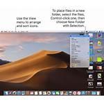 Desktop Icon Organize Mac Ways Macbook Vectorified