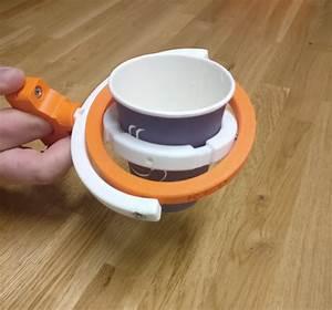 Gyro, Balancing, Holder, For, Cup, Or, Mug, 3dthursday, 3dprinting, U00ab, Adafruit, Industries, U2013, Makers