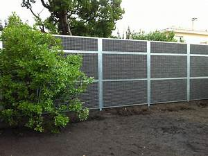 societe gironde specialisee mur anti bruit fermisol With mur anti bruit exterieur
