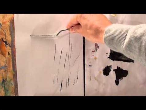 tricks fuer die acrylmalerei  linien malen youtube
