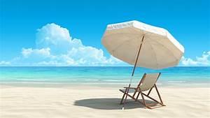 Transat De Plage : plage transat et parasol 1600px chill festival ~ Dode.kayakingforconservation.com Idées de Décoration