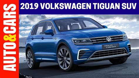 2019 Volkswagen Tiguan The Stylish Suv Review Youtube