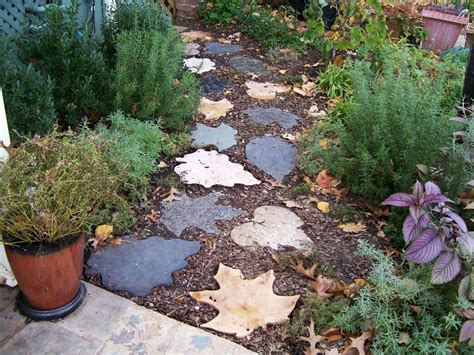 diy stepping path ideas