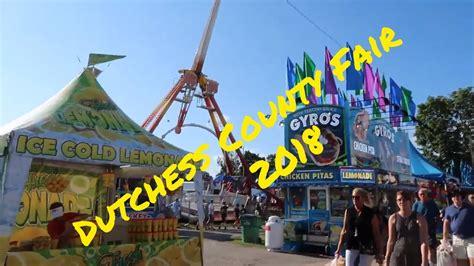 dutchess county ny fair  rhinebeck youtube