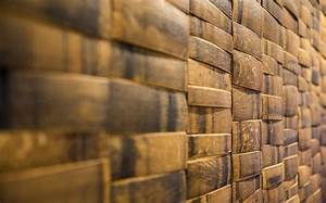 Whiskey and Wine Barrel Wall