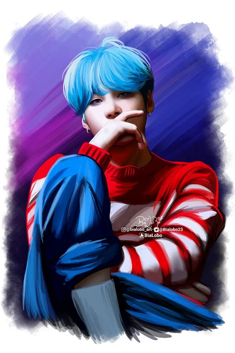 Best Suga Bts Drawing Ideas And Images On Bing Find What You Ll Love