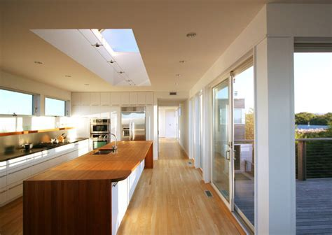 House on Fire Island interior   Modern   Kitchen   other