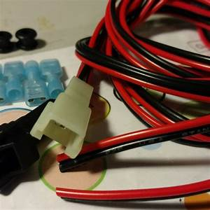 Vaquero Rear Speaker Wiring Kit