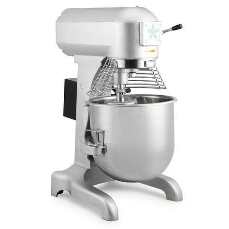 mixer cuisine commercial 20 quart food mixer three speed flour paste
