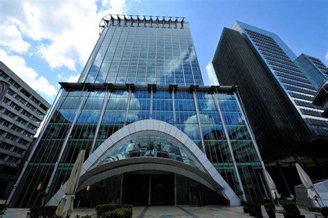 city point calatrava building london  architect