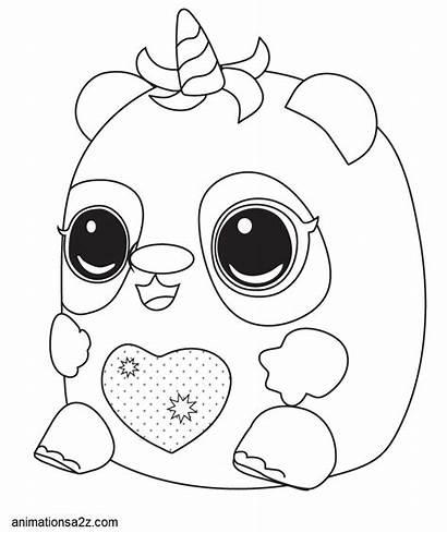 Coloring Pages Rainbocorns Pandacorn Rainbocorn Animationsa2z