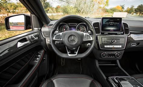 Gle 450 Amg Interior by 2016 Mercedes Gle450 Amg Coupe Features And