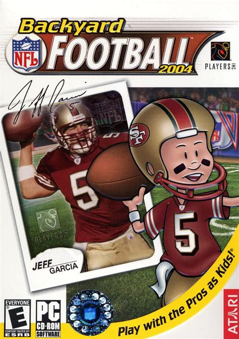 Backyard Football Pc by Gamespace11box Gamerankings