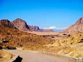 Moses Mount Sinai Peninsula
