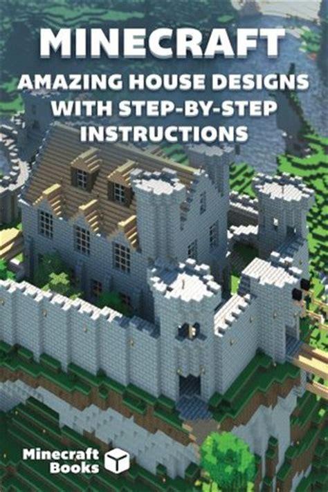 minecraft amazing house designs  step  step