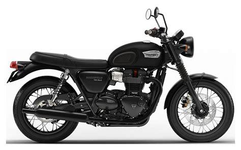 Triumph Bonneville T100 2019 by New 2019 Triumph Bonneville T100 Black Motorcycles In