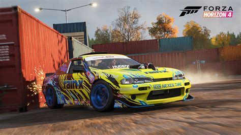 Best Starter Project Cars by Forza Horizon 4 S Formula Drift Car Pack Slides Into The