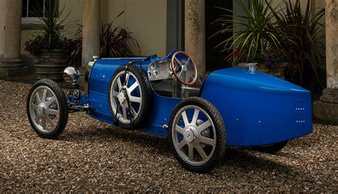 "While the original bugatti baby was a 50% scale version of the car that brought automobiles ettore bugatti to fame in the 1920s, the bugatti baby ii offers more in terms of size and considerably more. Bugatti enthüllt Elektroauto ""Baby II"" - ecomento.de"