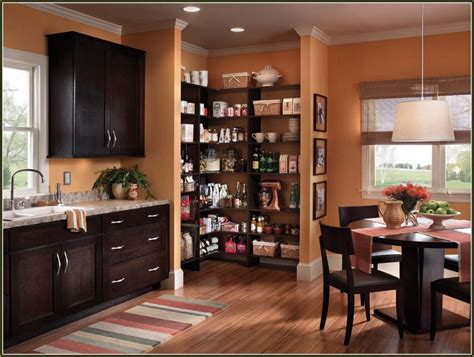 Corner Kitchen Cabinet Decorating Ideas by Corner Pantry Cabinet Ideas Roselawnlutheran