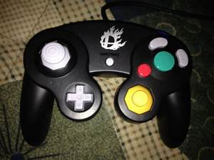 Super Smash Bros. for Wii U GameCube controller by ...