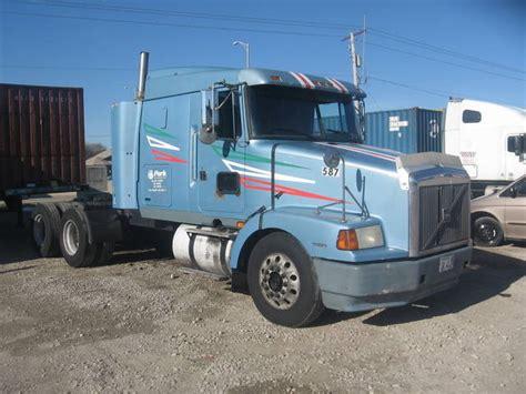 volvo semi for sale 1996 volvo wia64t semi truck for sale from bolingbrook