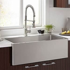 kitchen farm sinks hillside 36 inch wide stainless steel With 36 inch farm sinks for kitchens