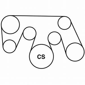 1995 Lexus Ls400 Serpentine Belt Schematic