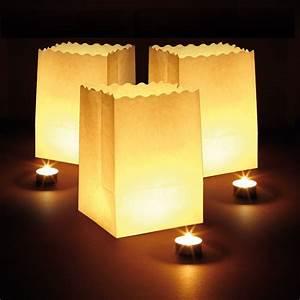 Les Photophores Lampions Lanternes En Papier Pour