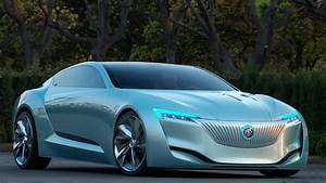 The New Buick Riviera Concept Made Its Global Debut At The