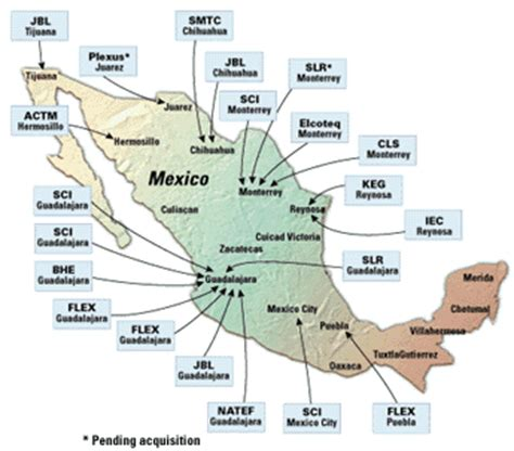 Mexico maintains its allure   EE Times