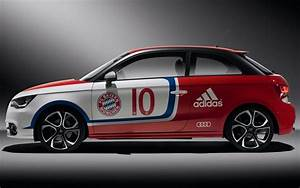 Bayern Automobiles : audi a1 fc bayern 2010 wallpapers and hd images car pixel ~ Gottalentnigeria.com Avis de Voitures